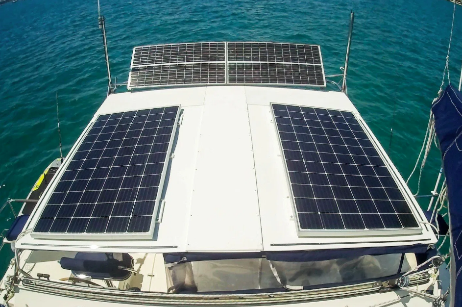 Marine Solar Panels for Boats - Are They Right For You?